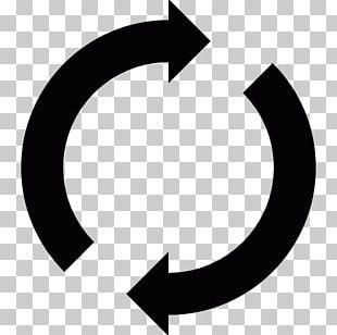 Computer Icons Arrow Rotation PNG