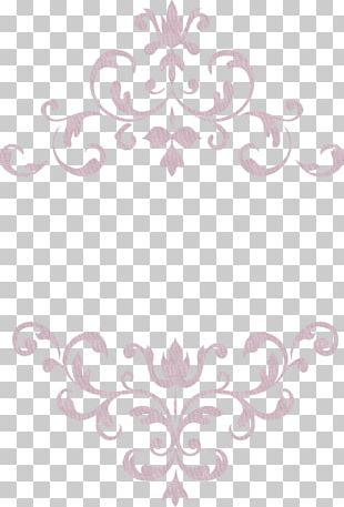 Monogram Wall Decal Letter Pattern PNG