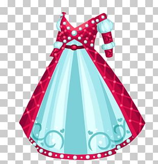 Polka Dot Dress Clothing Suit Game PNG