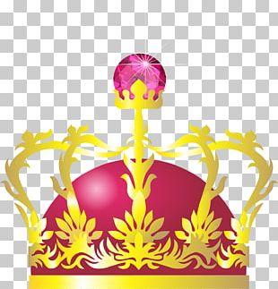Crown Princess King PNG