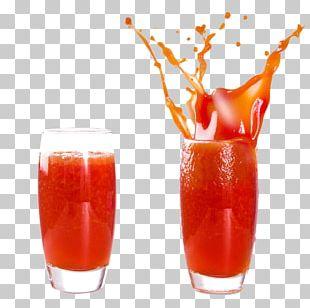 Tomato Juice Orange Juice Bloody Mary Cocktail PNG
