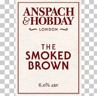 Anspach & Hobday Beer India Pale Ale Stout Porter PNG
