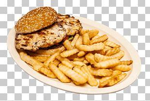 French Fries Potato Wedges Full Breakfast Gyro Hamburger PNG