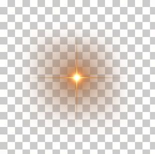 Light Luminous Efficacy Halo Lens Flare PNG