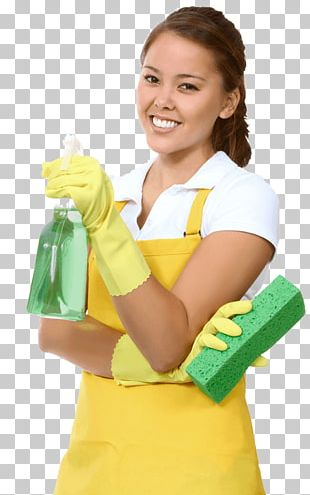 Maid Service Cleaner Commercial Cleaning Housekeeping PNG