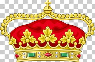 Monarchy Of Spain Spanish Royal Crown PNG