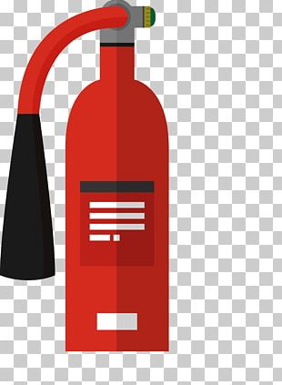 Fire Extinguisher Cartoon PNG