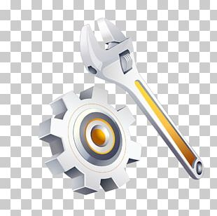 Gear Wrench Icon PNG
