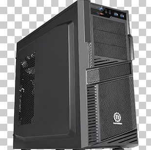 Computer Cases & Housings Power Supply Unit Thermaltake Commander MS-I ATX PNG