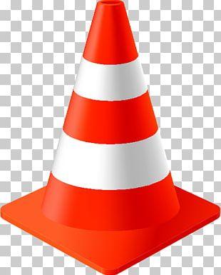 Traffic Cone Orange Traffic Light PNG