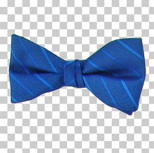 Bow Tie Royal Blue Necktie Clothing Accessories PNG