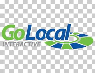 Go Local Interactive Logo Brand Advertising Agency Marketing PNG