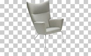 Wing Chair Eames Lounge Chair Furniture Butterfly Chair PNG