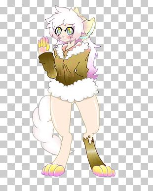 Cat Cartoon Tail Legendary Creature PNG