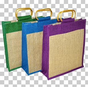 Plastic Bag Jute Plastic Shopping Bag PNG