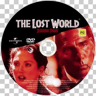 The Lost World: Jurassic Park DVD Blu-ray Disc PNG