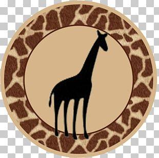 Cupcake Mundo Gaturro Animal Northern Giraffe Party PNG