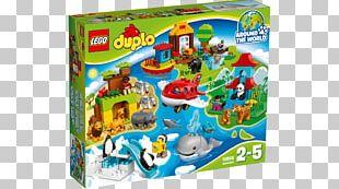 LEGO 10805 DUPLO Around The World Lego Duplo The Lego Group Toy PNG