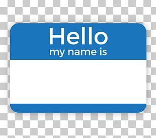 Name Tag Badge Template Printing Label PNG