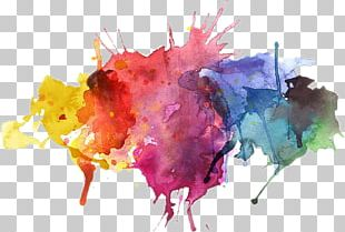 Watercolor Painting Art PNG