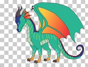 Wings Of Fire Dragon Art Drawing PNG