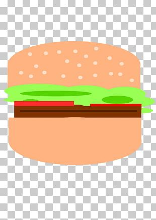 Hamburger Cheeseburger Fast Food Hot Dog PNG