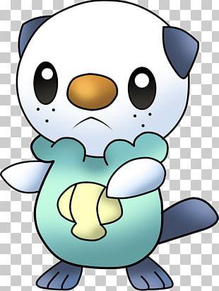 Pokemon Black & White Pokémon GO Pokémon Battle Revolution Pokémon Rumble Oshawott PNG