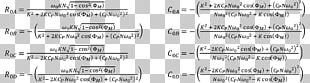 Electronic Filter Bandwidth Band-stop Filter RLC Circuit Phase-locked Loop PNG