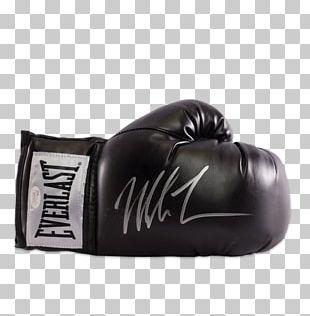 Boxing Glove Autograph Everlast Sports Memorabilia PNG