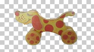 Giraffe Stuffed Animals & Cuddly Toys PS Wood Spotted Dog With Pull Toy Woodworking Pattern And PNG