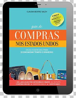United States E-book Guia De Compras Nos Estados Unidos: Dicas Essenciais Para Economizar Tempo E Dinheiro Coupon PNG