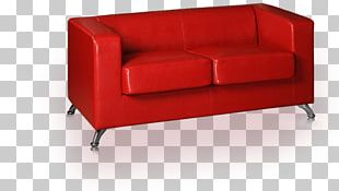 Red Sofa PNG