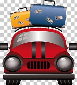 Car Computer Icons Travel PNG