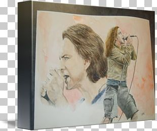Portrait Watercolor Painting Drawing Frames PNG