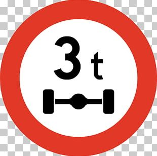 Speed Limit Traffic Sign Warning Sign Axle Load PNG