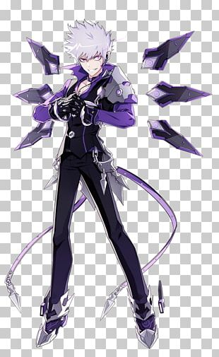Elsword: El Lady Video Game Voice-over PNG
