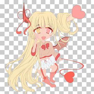 Human Hair Color Fairy Mangaka PNG