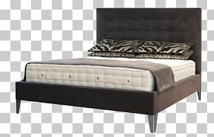 Bed Frame Couch Furniture Box-spring PNG