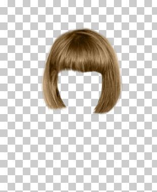 Brown Hair Hair Coloring Bangs PNG