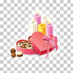 Chocolate Ice Cream Chocolate Bar Valentines Day Heart PNG