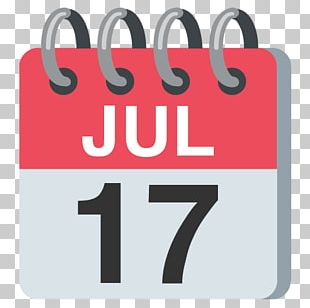 World Emoji Day Calendar Emojipedia Abreißkalender PNG