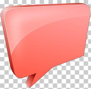 Speech Balloon Text Bubble PNG