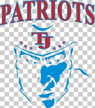 Thomas Jefferson High School New England Patriots National Secondary School PNG