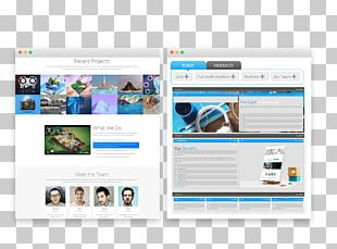 Web Page Web Design Page Layout Page Footer PNG