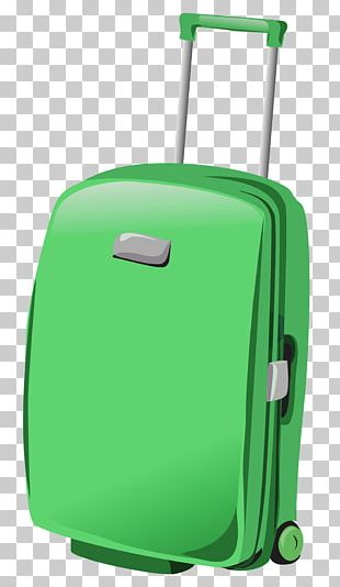 Suitcase Baggage Travel PNG