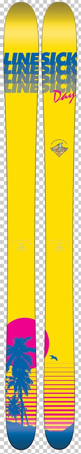 Twin-tip Ski Line Skis Armada Sporting Goods PNG
