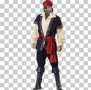 Halloween Costume Shirt Piracy Clothing PNG