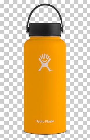 Water Bottles Hydro Flask Wide Mouth Bottle Hydro Flask Wide Mouth Flex Cap PNG