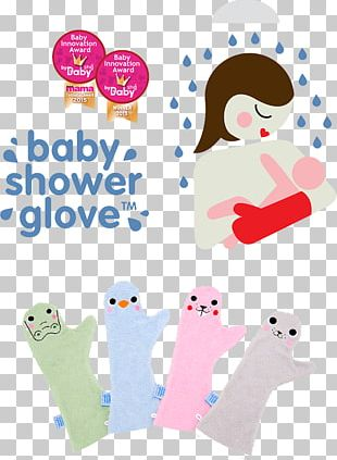 Baby Shower Glove Infant Child PNG