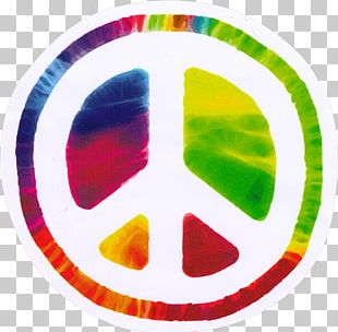 Bumper Sticker Decal Peace Symbols Hippie PNG